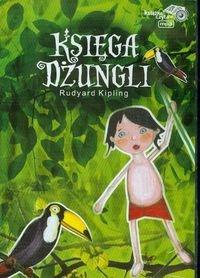 Księga dżungli  (Audiobook) Kipling Rudyard
