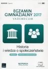 Egzamin gimnazjalny 2017 Historia i wiedza o społeczeństwie Vademecum