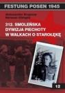 312 Smoleńska Dywizja Piechoty w walkach o Starołękę Krajnow Aleksander, Chłopin Herman