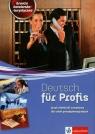 Deutsch fur Profis Branża hotelarsko-turystyczna Podręcznik z ćwiczeniami z płytą CD