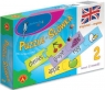 Puzzle-Słówka 2  (0477)Gra edukacyjna angielski - english