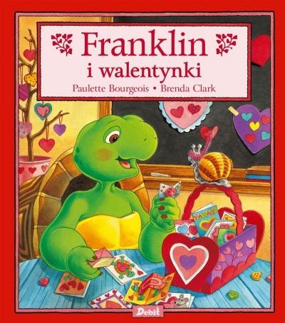 Franklin i walentynki Bourgeois Paulette, Brenda Clark