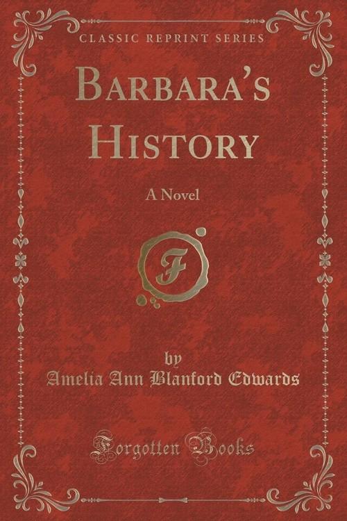 Barbara's History Edwards Amelia Ann Blanford