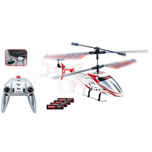 CARRERA RC IR3 Channel R Helikopter (500001)