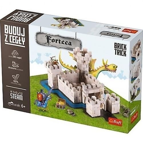 Buduj z cegły Forteca L (60877)