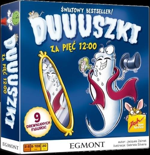 Duuuszki Za pięć 12.00 Zeimet Jacques