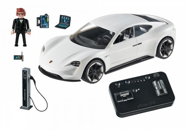 PLAYMOBIL: THE MOVIE Porsche Mission E Rex'a Dasher'a (70078)