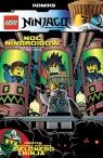 LEGO Ninjago - Noc Nindroidów Komiks nr 7 opracowanie zbiorowe