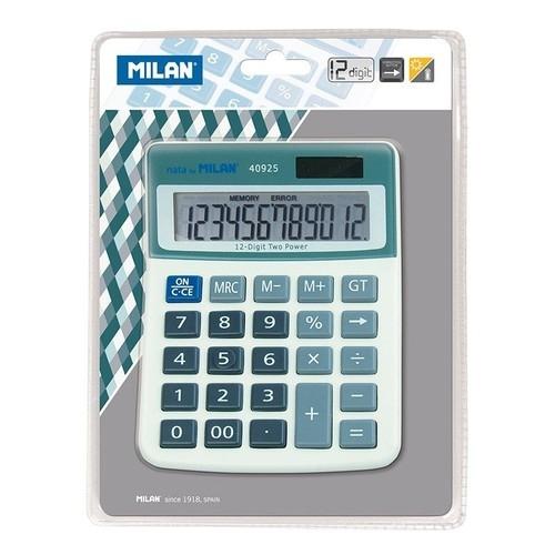 Kalkulator 12 pozycji mały (40925BL)