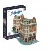 Puzzle 3D: Wielka Brytania, Corner Savings Bank - Jigscape (306-24102)
