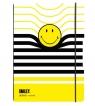 Notatnik PP my.book Flex A4/2x40k linia, kratka - Smiley