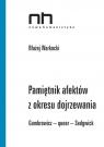 Pamiętnik afektów z okresu dojrzewania. Gombrowicz - queer - Sedgwick