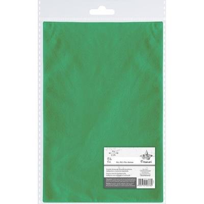 Filc A3 zielony pastel 5szt