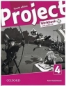 Project Fourth Edition 4 WB with Audio CD