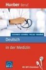 Deutsch in der Medizin B1- C1 HUEBER praca zbiorowa
