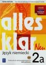 Alles klar Neu 2A Podręcznik z ćwiczeniami Zakres podstawowy + CD