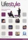 Lifestyle Upper Intermediate Coursebook + CD Barrall Irene, Rogers John