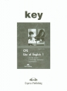 CPE Use of English 1 Key for the revised Cambridge Proficiency Examination