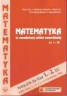 Matematyka w zasadniczej szkole zawodowej kl. 1-3