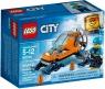 Lego City: Arktyczny ślizgacz (60190)<br />Wiek: 5-12 lat