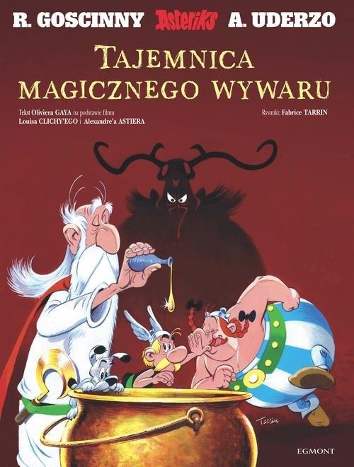Asteriks. Tajemnica magicznego wywaru René Goscinny, Albert Uderzo