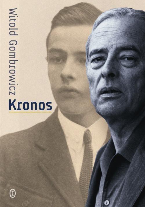 Kronos (Uszkodzona okładka) Gombrowicz Witold