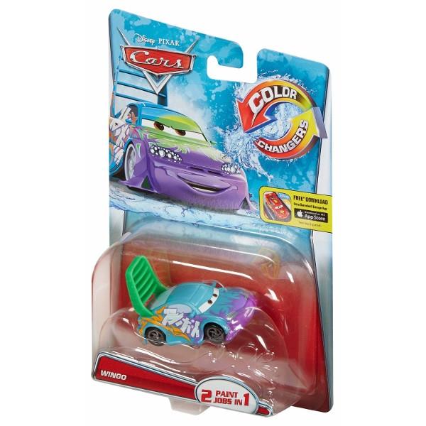 CARS Samochód zmieniający kolor, Wingo (CKD15/DHF50)