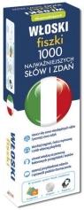 Włoski fiszki 1000 najważniejszych słów i zdań + CD-ROM