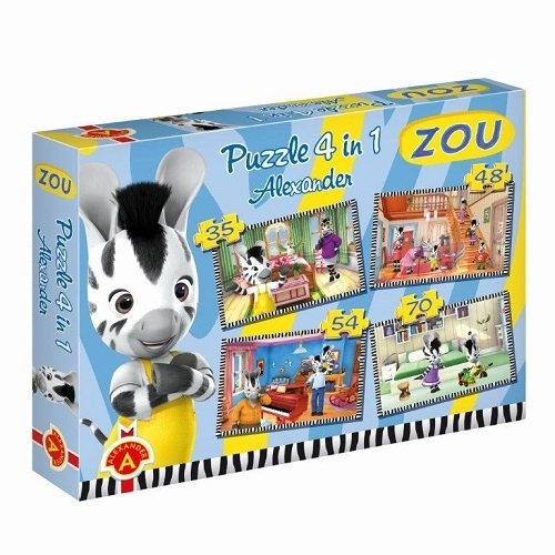 Puzzle 4w1 Zou