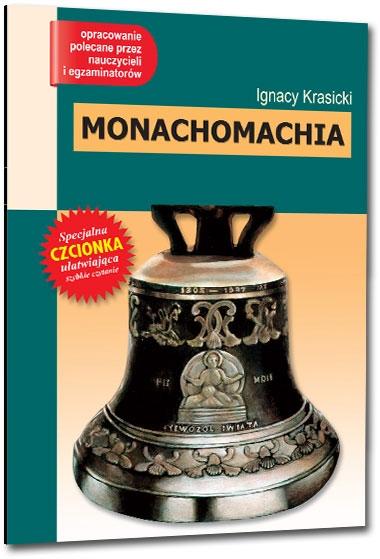 Monachomachia Ignacy Krasicki