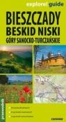 Bieszczady, Beskid Niski, Góry Sanocko-Turczańskie przewodnik