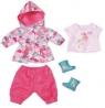 Baby born - Zestaw ubranek na deszcz