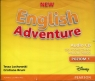 English Adventure New 1 Audio CD do podręcznika wieloletniego
