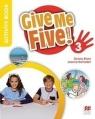 Give Me Five! 3 WB MACMILLAN