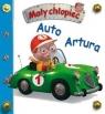 Mały chłopiec. Auto Artura w.2019
