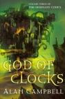 God of Clocks Campbell Alan