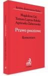 Prawo pocztowe Komentarz Gaj Magdalena, Laprus-Bałuka Tamara, Zaborowska Agnieszka