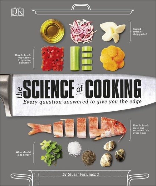 The Science of Cooking Farrimond Stuart