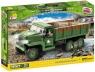 Cobi: Mała Armia WWII. Samochód ciężarowy GMC CCKW 353 - 2378