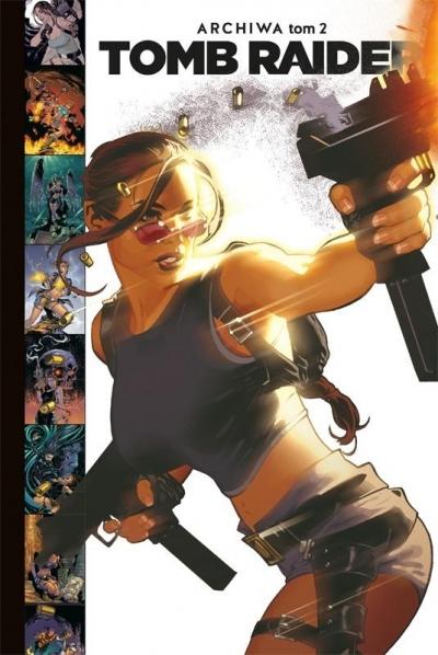 Tomb Raider T.2 Archiwa (Uszkodzona okładka) John Ney Rieber, James Bonny, Adam Hughes