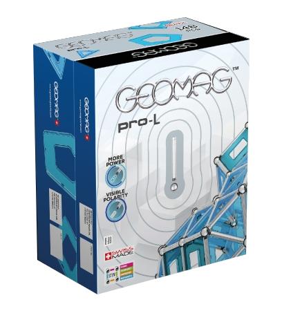 Geomag PRO-L Masterbox - 396 elementów (GEO-178)