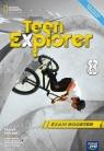 Teen Explorer 8. Zeszyt ćwiczeń do języka angielskiego dla klasy ósmej Phillip McElmuray