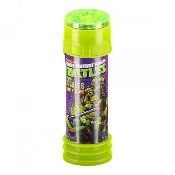 Bańki mydlane Wojownicze Żółwie Ninja 55ml (296795)
