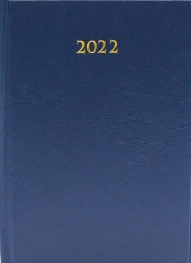 Terminarz 2022 tygodniowy A5 DIVAS granatowy