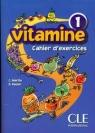 Vitamine 1 Ćwiczenia + CD. Szkoła Podstawowa Martin C., Pastor D.
