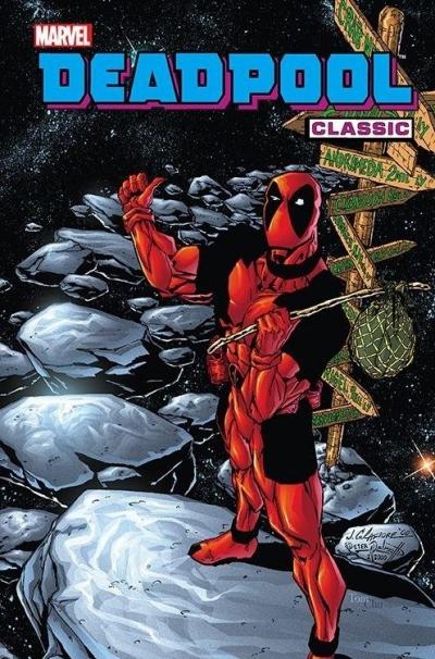 Deadpool Classic T.6 Christopher Priest, Glenn Herdling, Gus Vazquez,