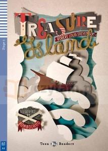 Treasure island +CD A2 Robert Louis Stevenson