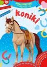 Maluszkowe malowanie - Koniki