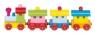 Pociąg Sofia zabawka z magnesami (GOKI-55978)
