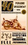 Karnet 40 Urodziny AB U10